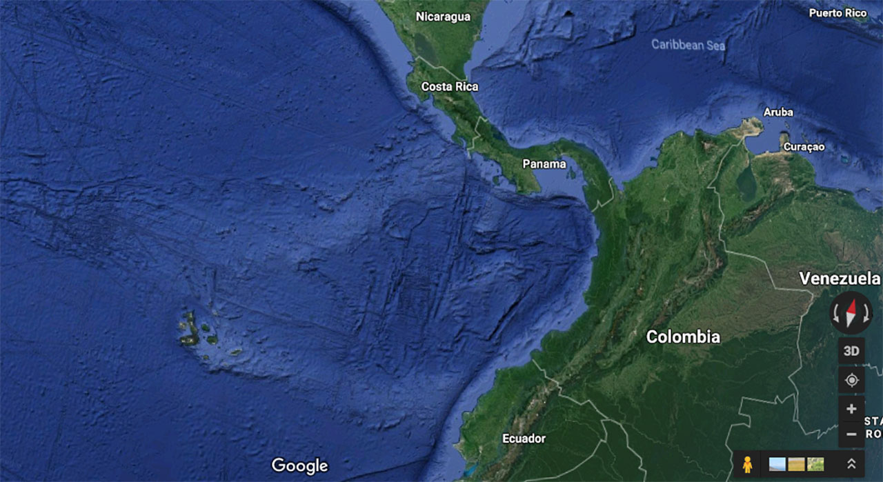 Scuba Diving in Colombia  The Pacific Ocean   Colombia